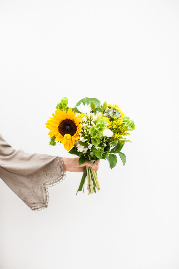 A New Way to Send Flowers